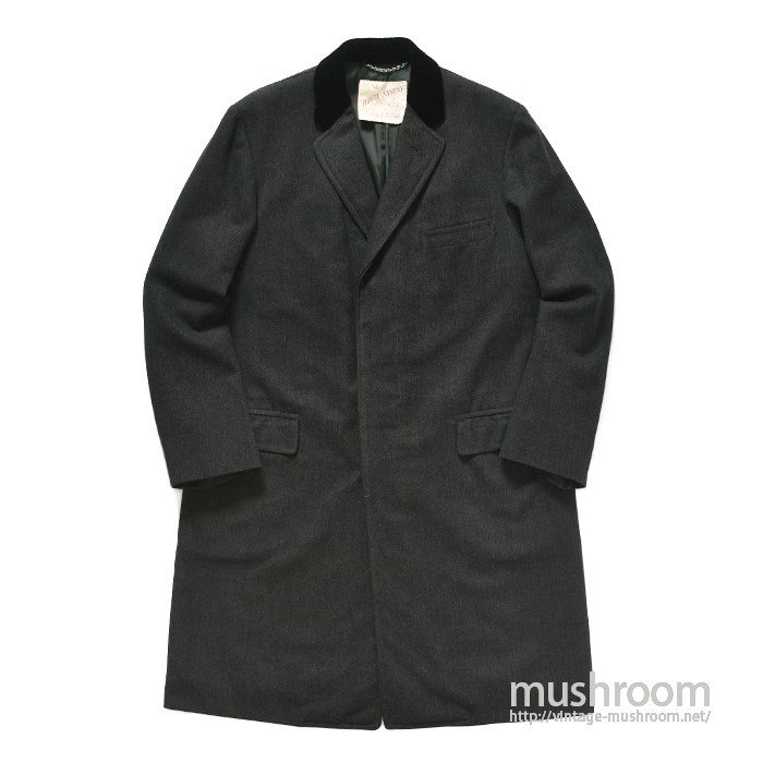 ROYAL SAXONY HBT WOOL CHESTER COAT