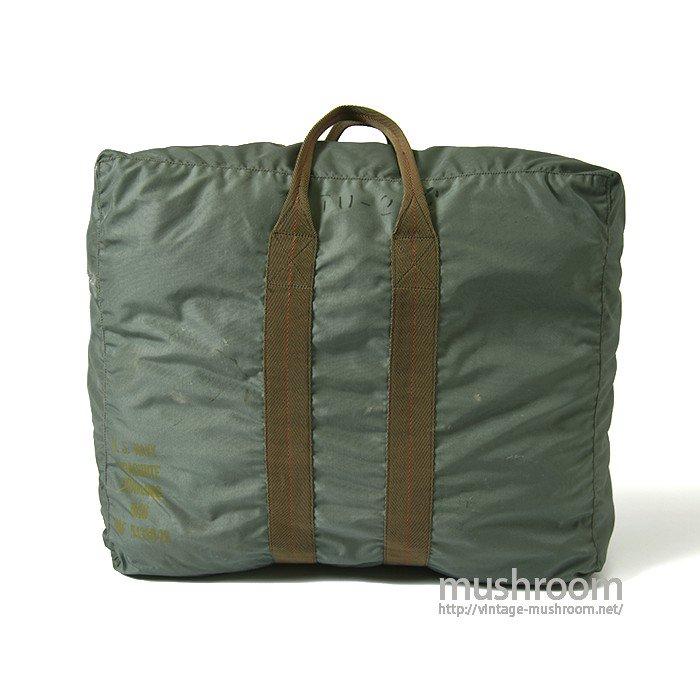U.S.NAVY PARACHUTE TRAVELING KIT BAG