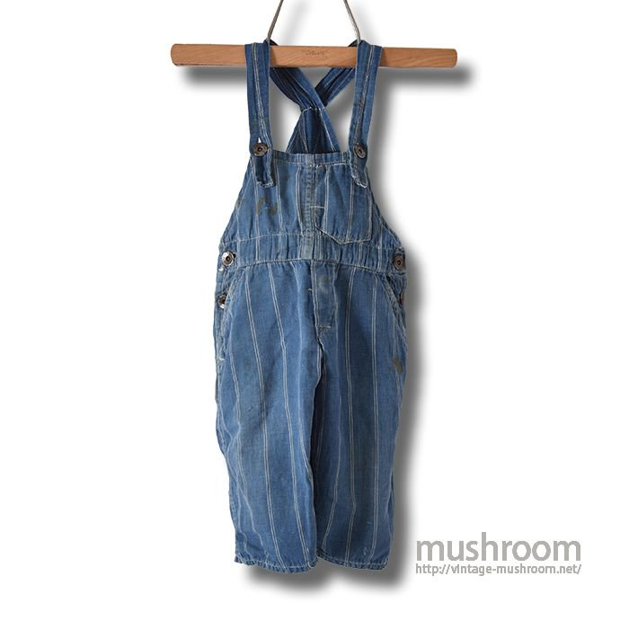 SECURITY GARMENT WABASH STRIPE OVERALL