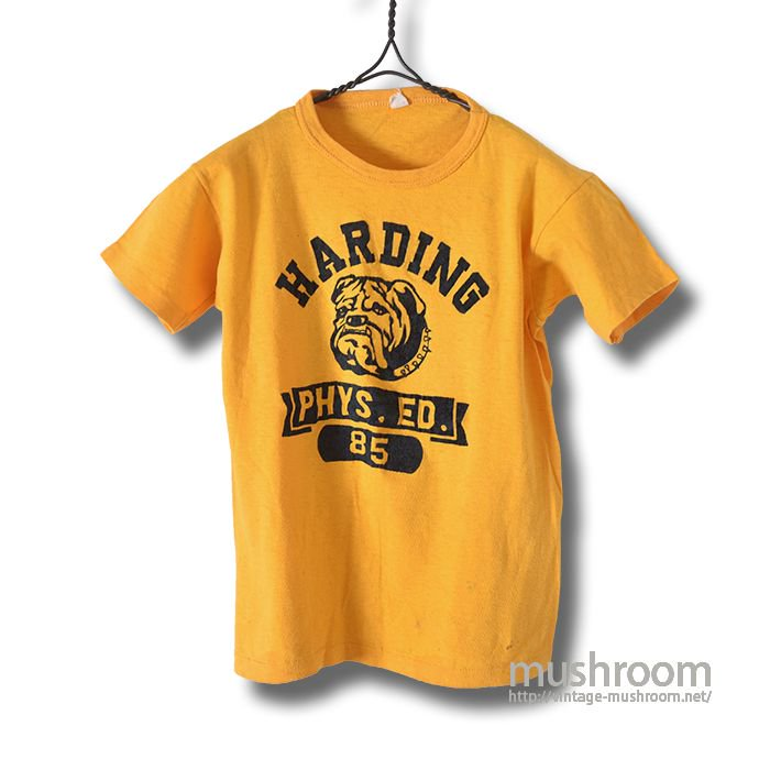 OLD COLLEGE T-SHIRT( KID'S SIZE )