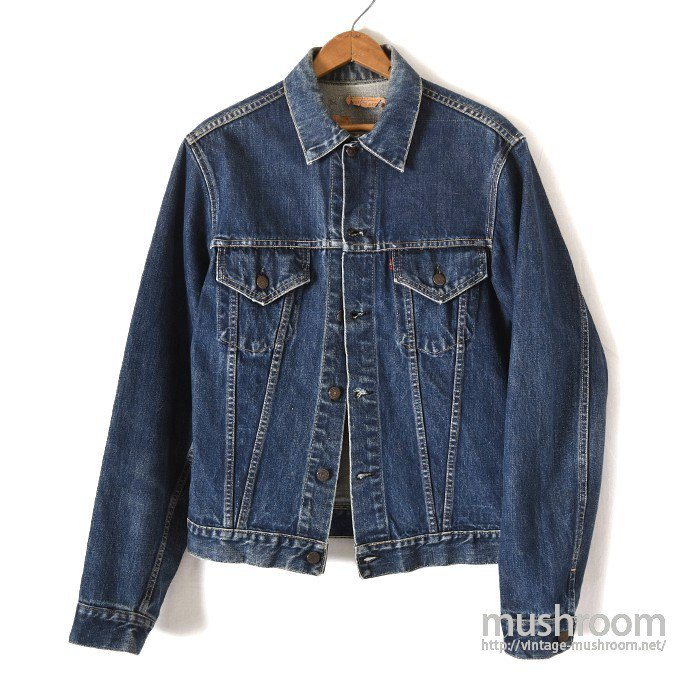 LEVI'S 71205E(558) DENIM JACKET