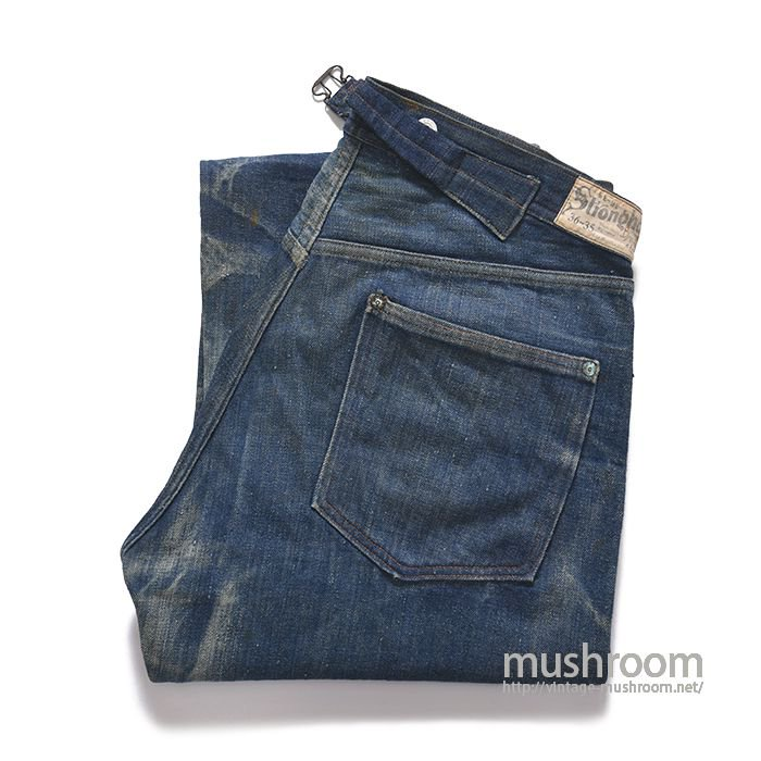 STRONGHOLD WAIST-OVERALLS