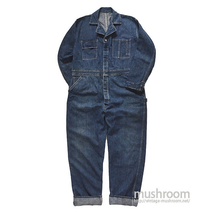 WARD WEAR DENIM ALL IN ONE