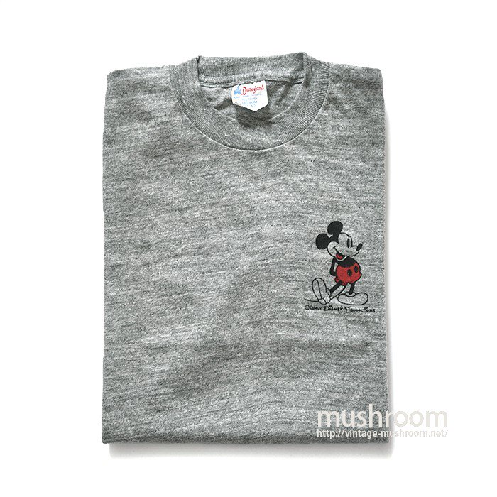 OLD MICKYMOUSE T-SHIRT(M/DEADSTOCK)