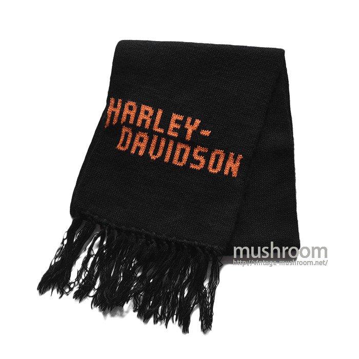 HARLEY-DAVIDSON KNIT MUFFLER(MINT)