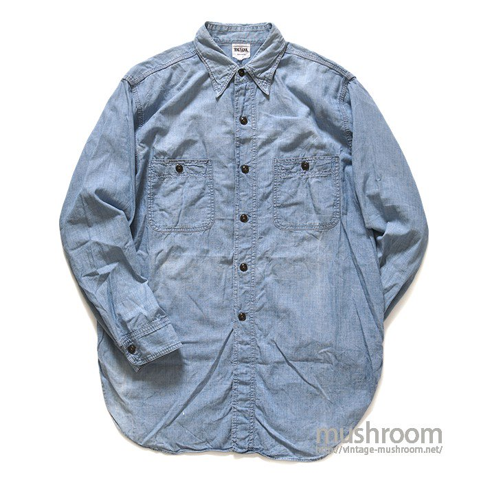 BIG YANK CHAMBRAY WORK SHIRT