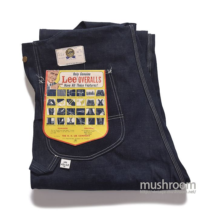 Lee 91SB DENIM OVERALL(42-32/DEADSTOCK)