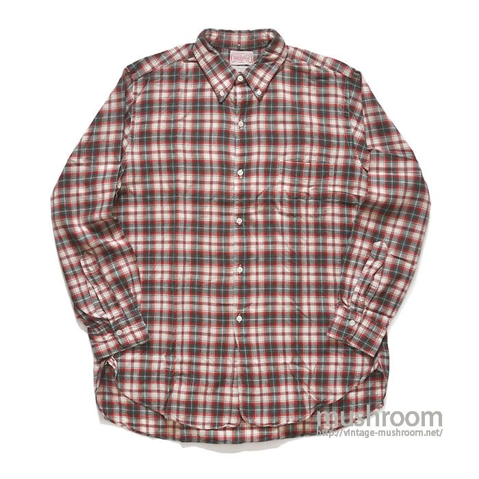 COUNTRYWEAR PLAID BD SHIRT