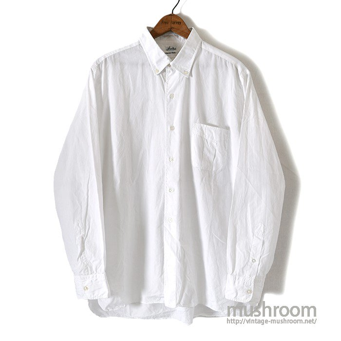 LEIGHTON'S WHITE COTTON BD SHIRT(MINT)
