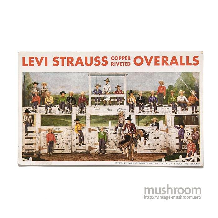 LEVI'S PAPER CARD