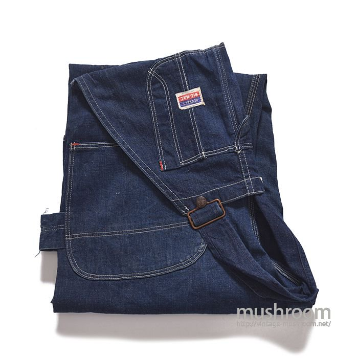 BIG MAC DENIM OVERALL