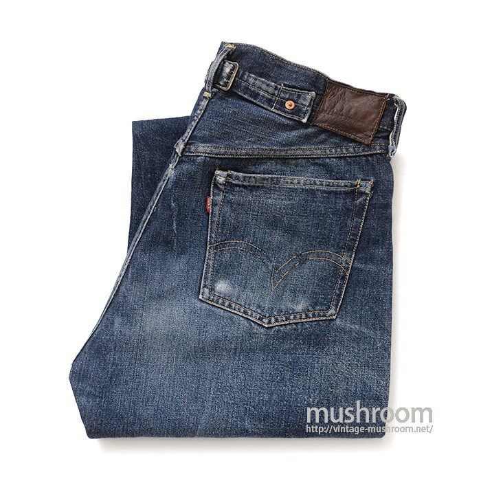 LEVI'S 501XX WITH BUCKLEBACK
