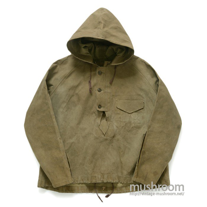 WW2 USN TYPE FOUL WEATHER SMOCK ANORAK