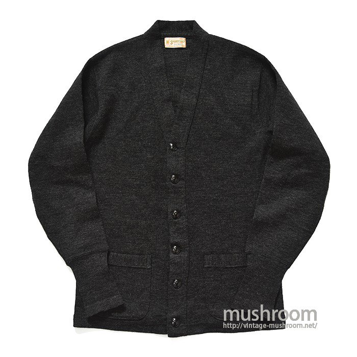 SPORTCLAD WORK CARDIGAN( MINT )
