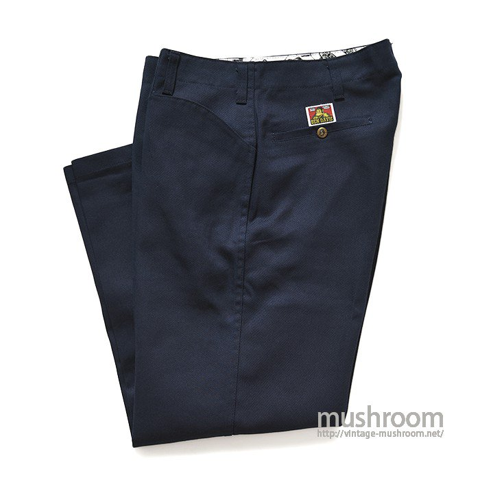 BEN DAVIS WORK PANTS( W33/MINT )