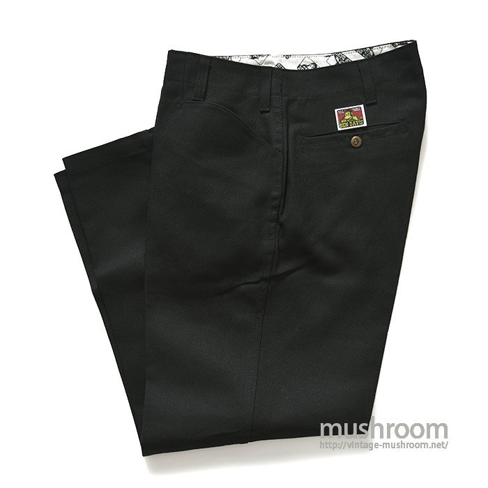BEN DAVIS WORK PANTS( W32/MINT )
