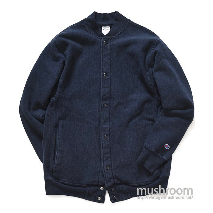 CHAMPION REVERSE WEAVE SNAP JACKET