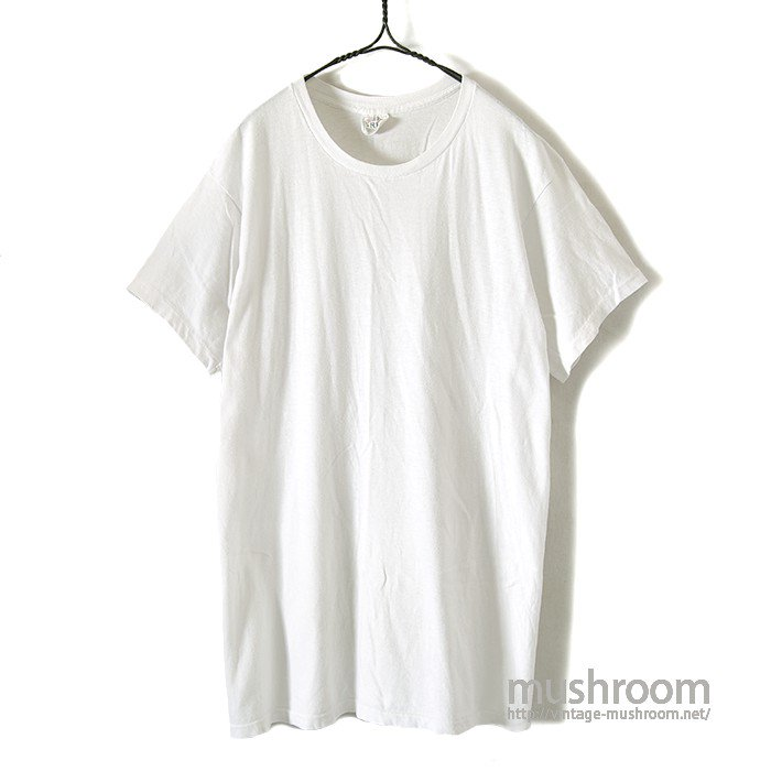RRL COTTON  PLAIN T-SHIRT