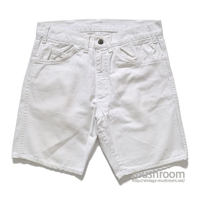 LEVI'S 518E COTTON TWIL SHORTS