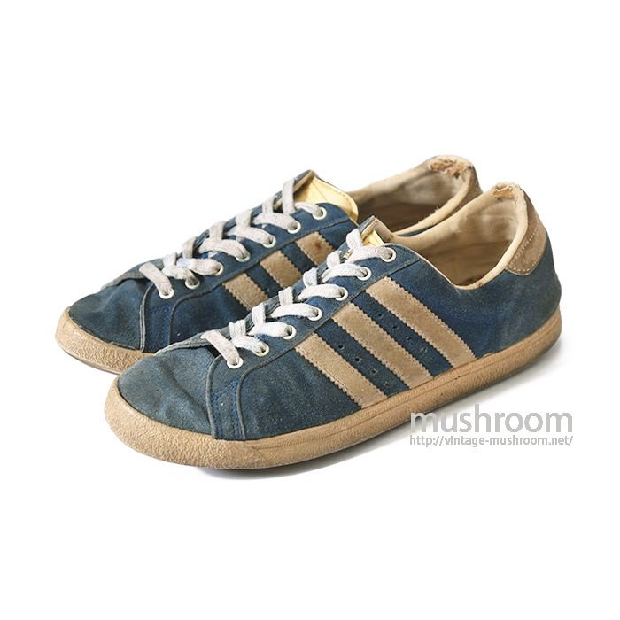 ADIDAS TOURNAMENT BLUE SHOES