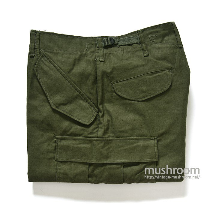 U.S.ARMY M-65 FIELD TROUSER(S-LONG)