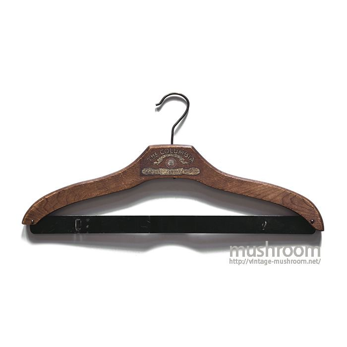 ANTIQUE WOOD HANGER