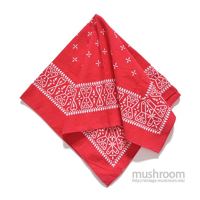 OLD RED CROSS BANDANA