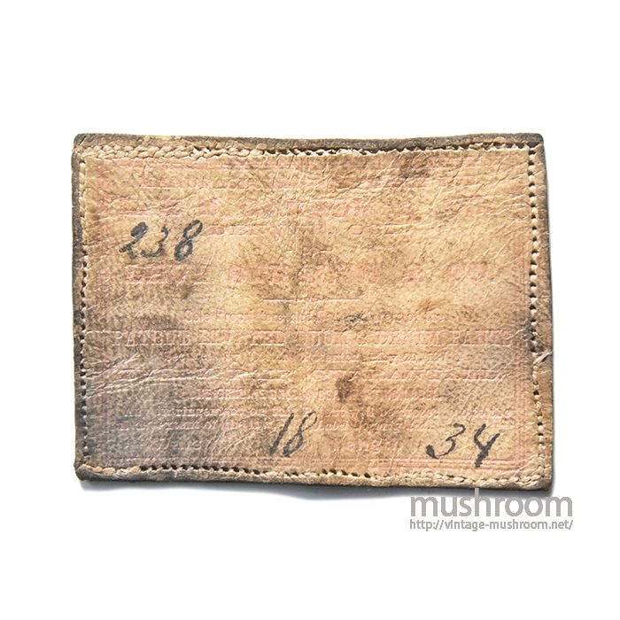 AROUND1880's LEVI'S LEATHER PATCH