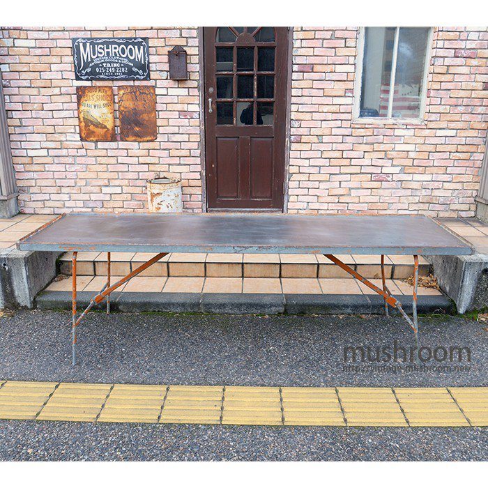 AROUND WW2 U.S.NAVY FOLDING TABLE