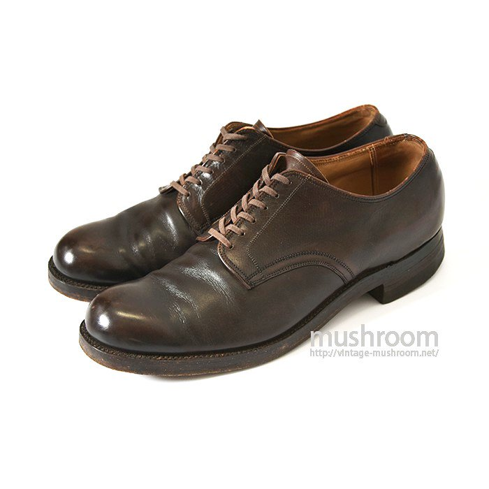 WW2 U.S.N OXFORD SERVICE SHOES(9EE)