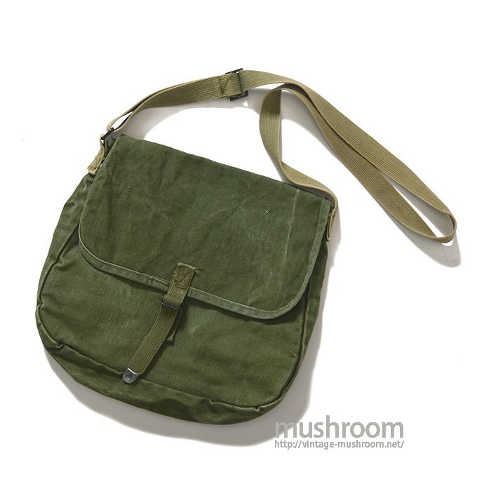 KUMFORT CANVAS SHOULDER BAG