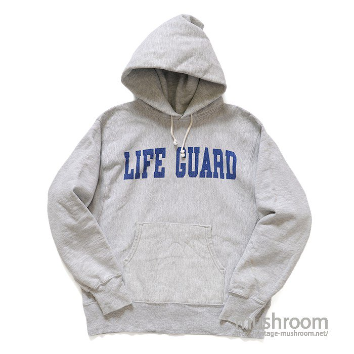 CHAMPION LIFE GUARD REVERSE WEAVE HOODY