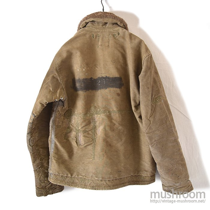 U.S.NAVY N-1 DECK JACKET( SUBMARINES)