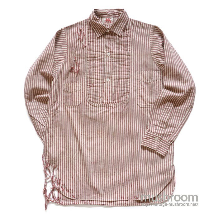 OLD STRIPE WORK SHIRT