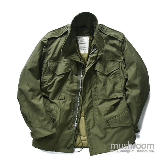 U.S.ARMY M-65 FIELD JACKET(S-SHORT/DEADSTOCK)