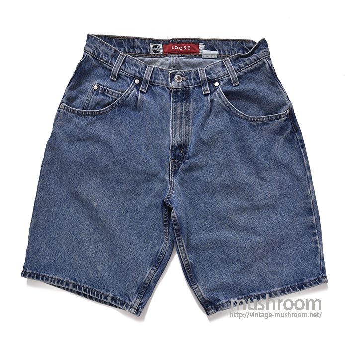 LEVI'S SILVER TAB DENIM SHORTS