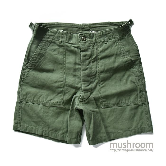 U.S.ARMY UTILITY COTTON SHORTS