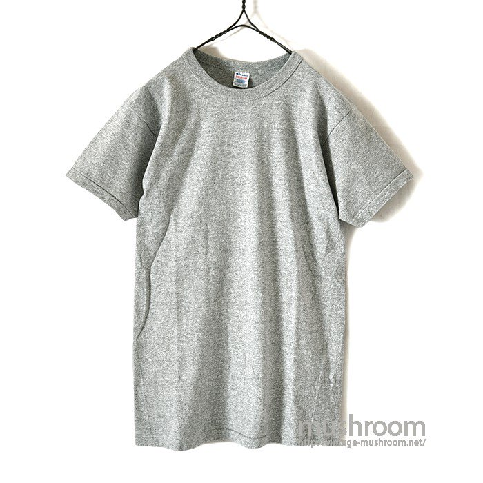 CHAMPION PLAIN T-SHIRT(M/MINT)