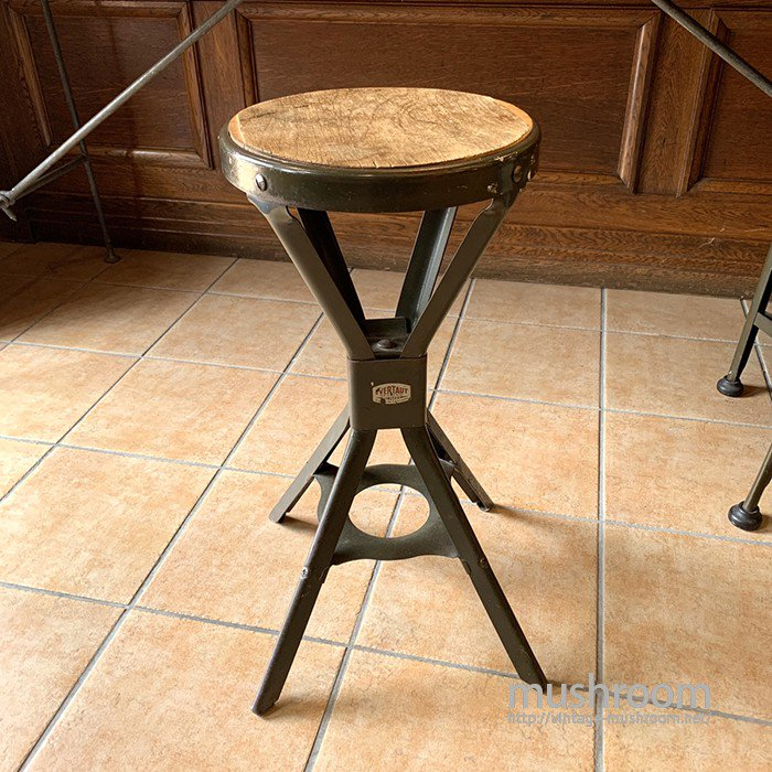 EVERTAUT SEATING INDUSTRIAL STOOL