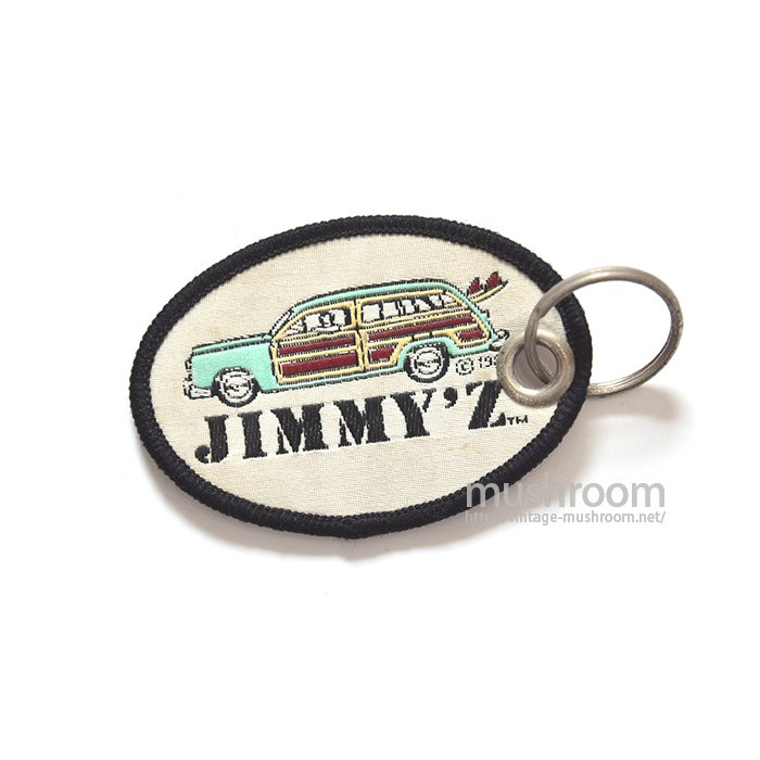 JIMMY'Z KEY RING