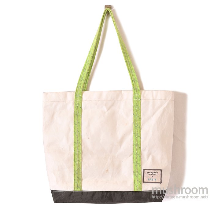 PATAGONIA SAIL CLOTH RECYCLE TOTE BAG