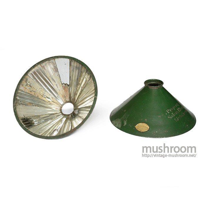 PROPERTY OF SALEM ELECTRIC LIGHTNING CO MIRROR SHADE