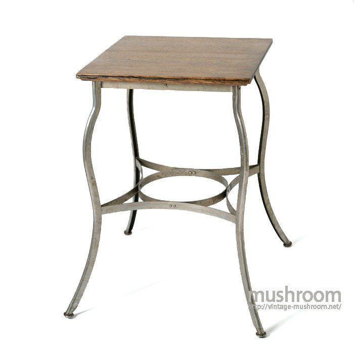 UHL ART STEEL FURNITURE CAFE'S TABLE
