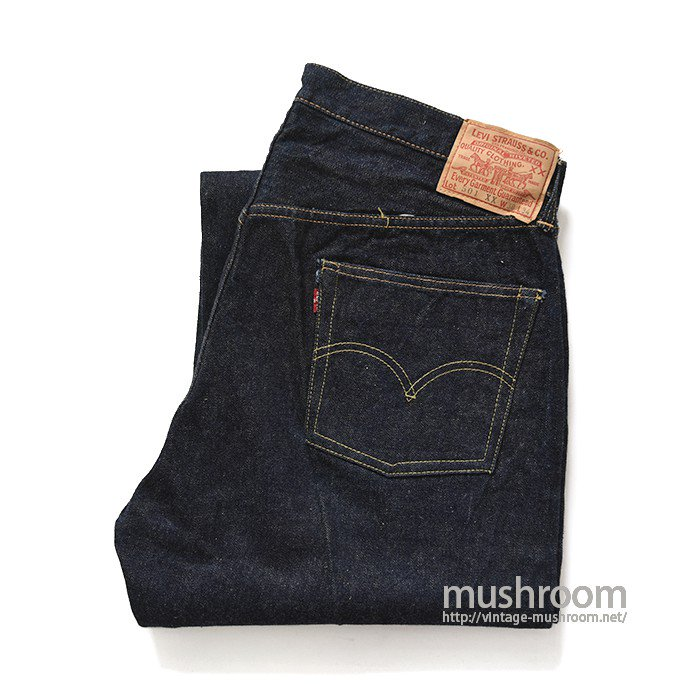 LEVI'S 501XX JEANS( W38L34/ONE-WASHED )