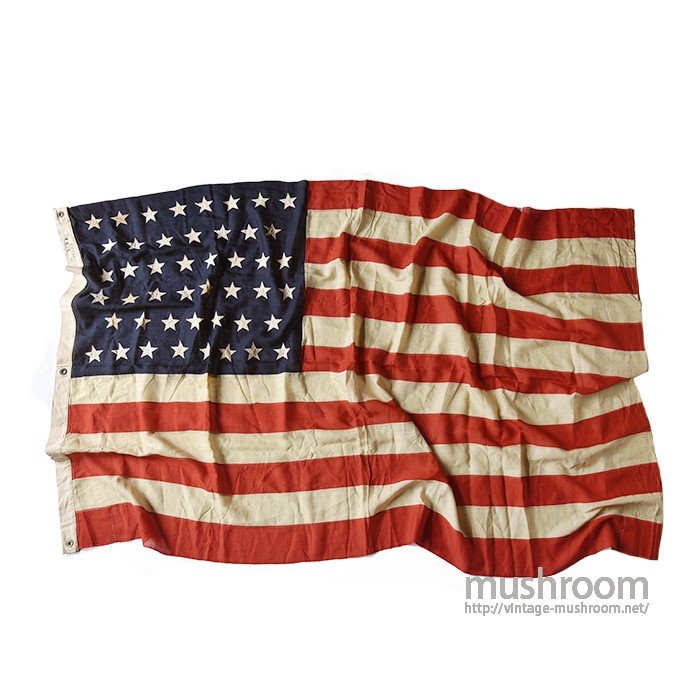46STAR AMERICAN FLAG( MINT )
