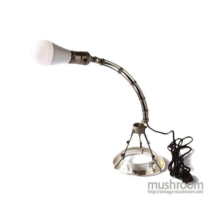 OLD INDUSTRIAL DESK LAMP