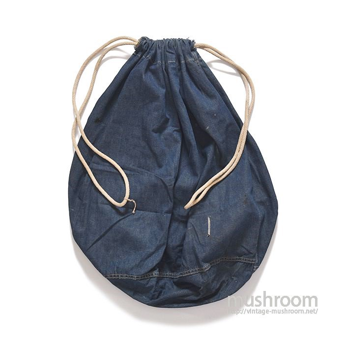 U.S.MILITARY DUNGAREE DENIM BARRACKS BAG