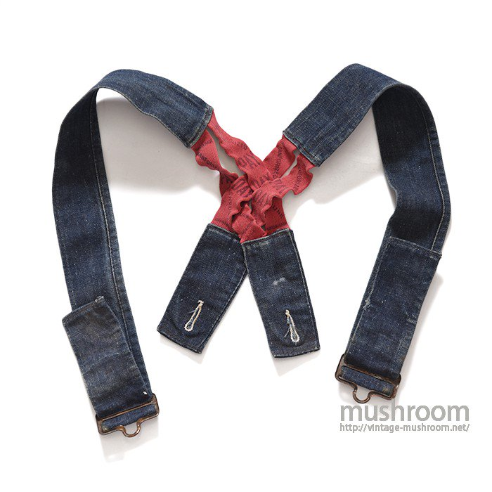 PAY DAY OVERALL'S STRAP