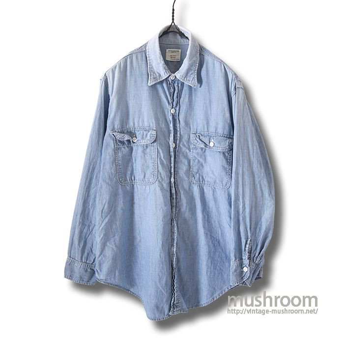 BIG MAC CHAMBRAY WORK SHIRT