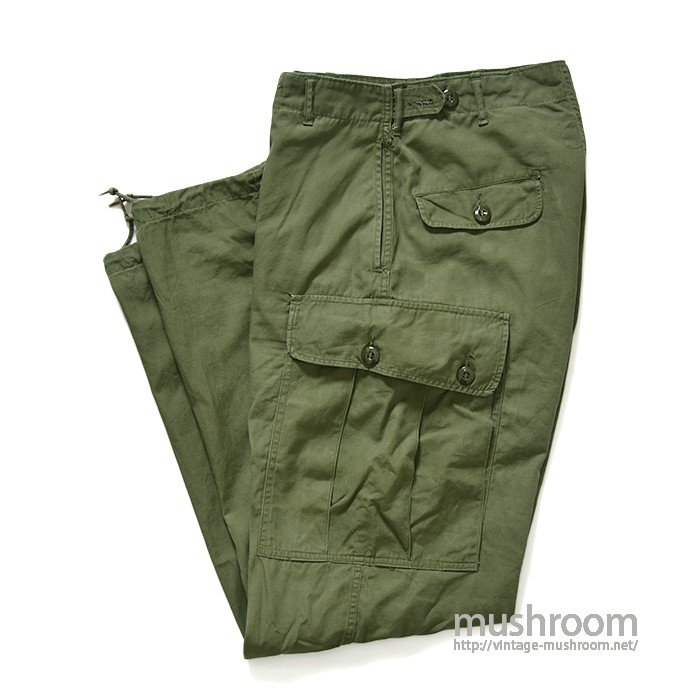 U.S.ARMY JUNGLE FATIGUE PANTS( S-R )